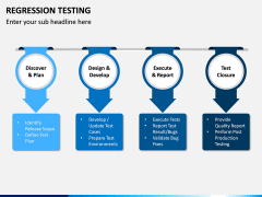 Regression Testing PPT Slide 12