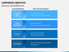 Corporate Objective PPT Slide 11