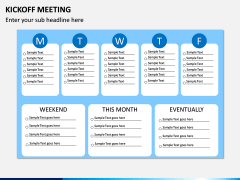 Kickoff Meeting PPT slide 7
