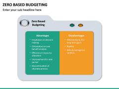 Zero Based Budgeting PPT Slide 23