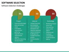 Software Selection PPT Slide 24