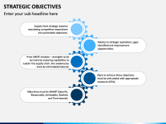 Strategic Objectives PPT Slide 8
