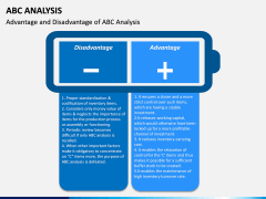 ABC Analysis PPT Slide 10