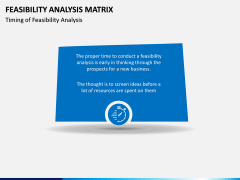 Feasibility Analysis Matrix PPT Slide 4