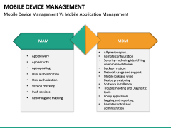Mobile Device Management (MDM) PPT Slide 32