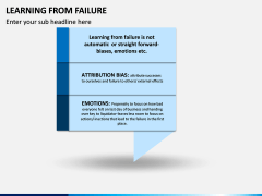 Learning from Failure PPT Slide 5