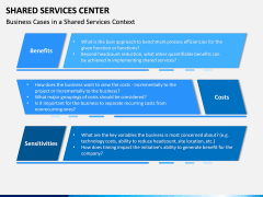 Shared Services Center PPT Slide 13