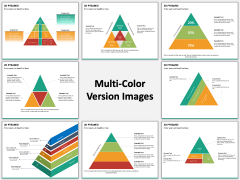2D pyramid PPT slide MC Combined