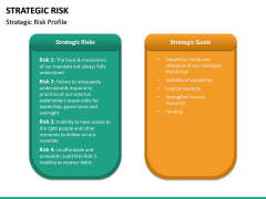 Strategic Risk PPT Slide 19