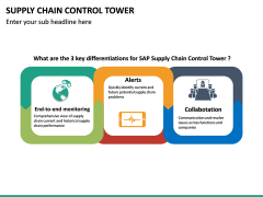 Supply Chain Control Tower PPT Slide 24