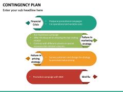 Contingency Plan PPT Slide 23
