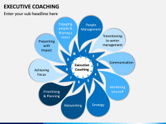 Executive Coaching PPT Slide 1