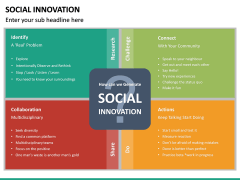 Social Innovation PPT Slide 18
