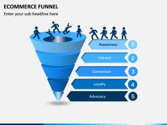 E-commerce Funnel PPT Slide 7