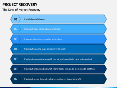 Project Recovery PPT Slide 3
