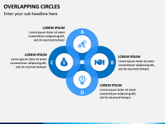 Overlapping Circles PPT Slide 8