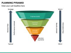 Planning Pyramid PPT Slide 8