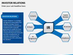 Investor Relations PPT Slide 1