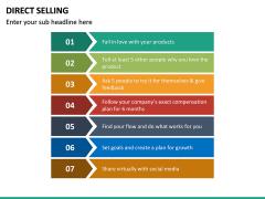 Direct Selling PPT Slide 26