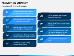 Promotion Strategy PPT Slide 15