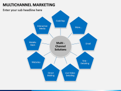 Multichannel Marketing PPT slide 11