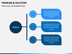 Problem and Solution PPT Slide 3
