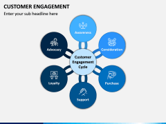 Customer Engagement PPT Slide 1