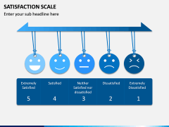Satisfaction Scale PPT Slide 1