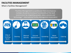 Facilities Management PPT slide 1