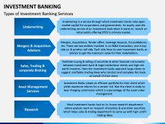 Investment Banking PPT Slide 13