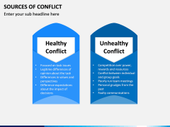 Sources of Conflict PPT Slide 12