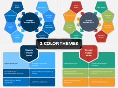 Strategic Analysis PPT Cover Slide
