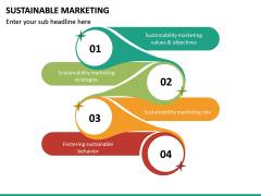 Sustainable Marketing PPT Slide 13