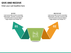 Give and Receive PPT Slide 20