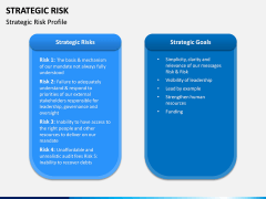 Strategic Risk PPT Slide 5