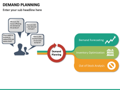 Demand Planning PPT slide 19