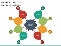 Balanced Lifestyle PPT Slide 17
