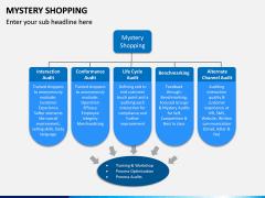 Mystery Shopping PPT Slide 3