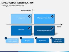 Stakeholder Identification PPT Slide 14
