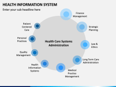 Health Information System PPT slide 12