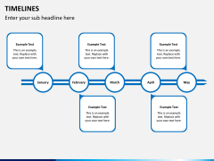Timeline bundle PPT slide 15