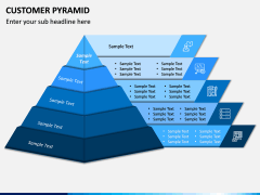 Customer Pyramid PPT Slide 10