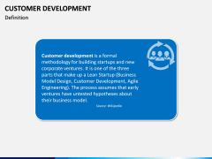 Customer Development PPT slide 4