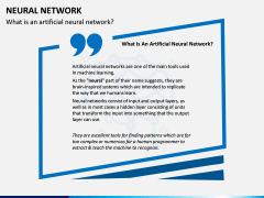 Neural Network PPT Slide 1