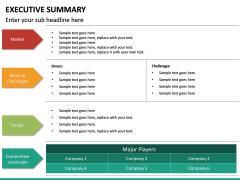 Executive Summary PPT Slide 35