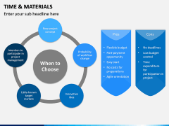Time and Materials PPT Slide 6