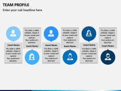 Team Profile PPT Slide 10