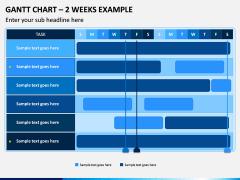 Gantt Chart PPT Slide 7
