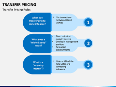 Transfer Pricing PPT Slide 9