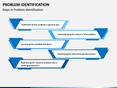 Problem Identification PPT Slide 3